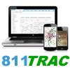 See detail page for 811TRAC Utility Management Solutions:  Expandable Utilities Infrastructure Management