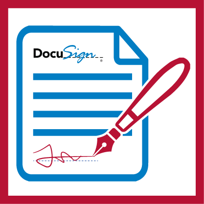 See detail page for DocuSign Integration